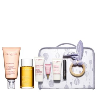 Clarins Maternity kit : Beautiful new beginnings