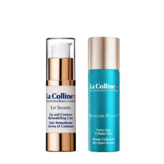 La Colline Lip and Hydration Actie Set