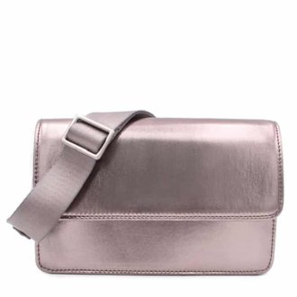 Denise Roobol Clutch Bag Metallic