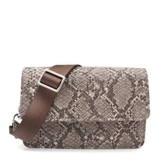 Denise Roobol Clutch Bag Snake