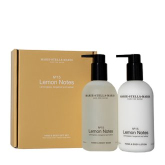 Marie Stella Maris Gift Set No.15 Lemon Notes
