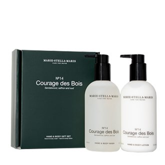 Marie Stella Maris Hand & Body Gift Set Courage Des Bois