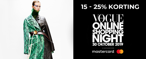 VOGUE & MYSC - Online Shopping Night
