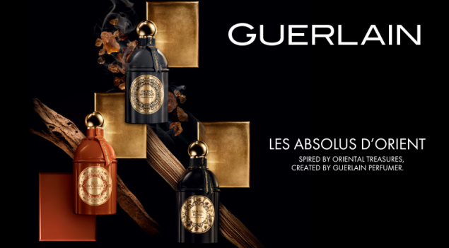 Guerlain Les Absolus d'Orient Collection
