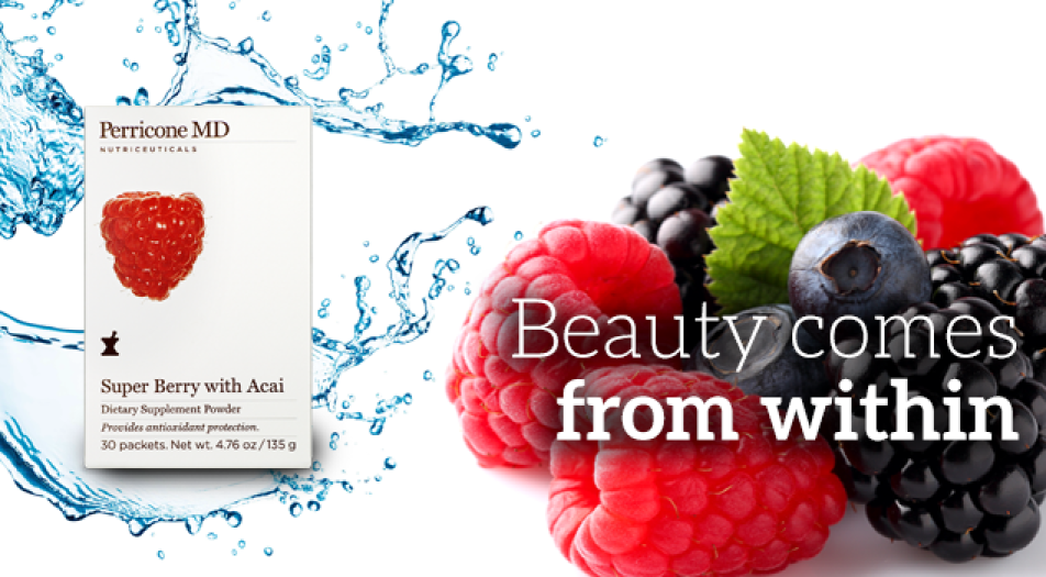 A Beautiful skin start from within!