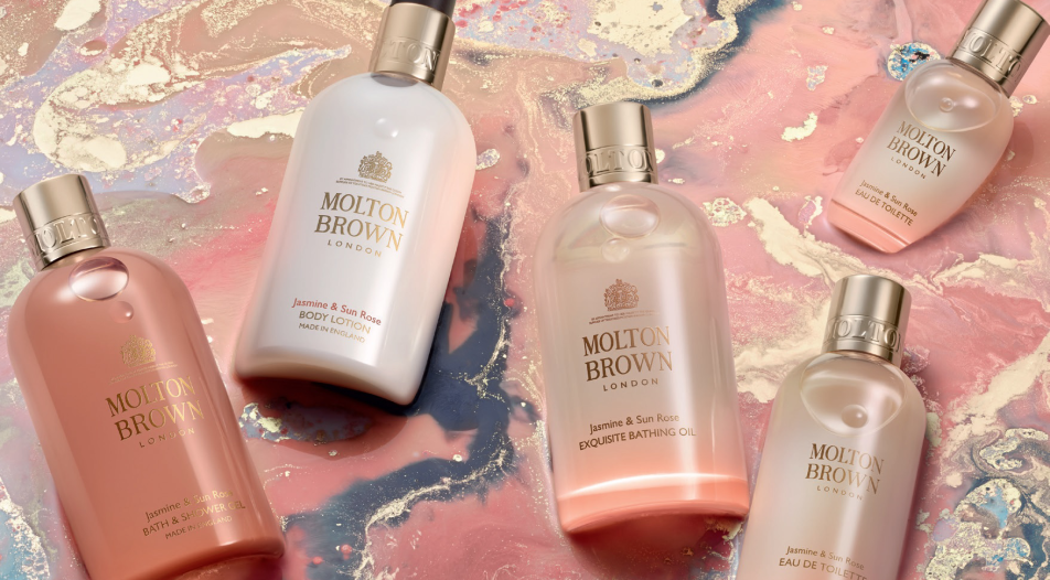 New Molton Brown Collection by MYSC