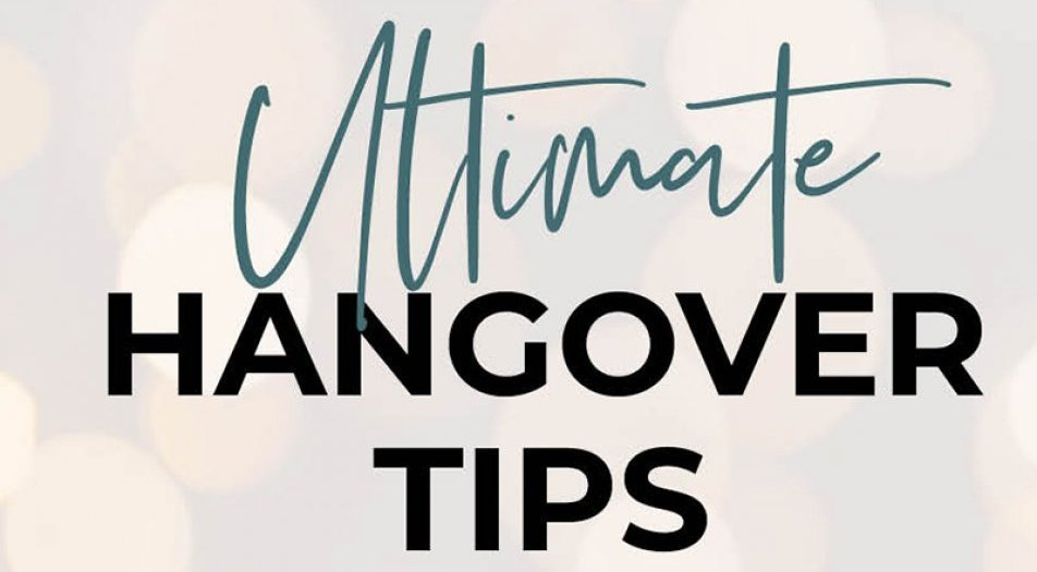 Ultimate MYSC hangover tips