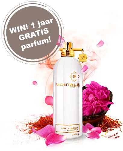 Win één jaar gratis parfum of beautytreatments!
