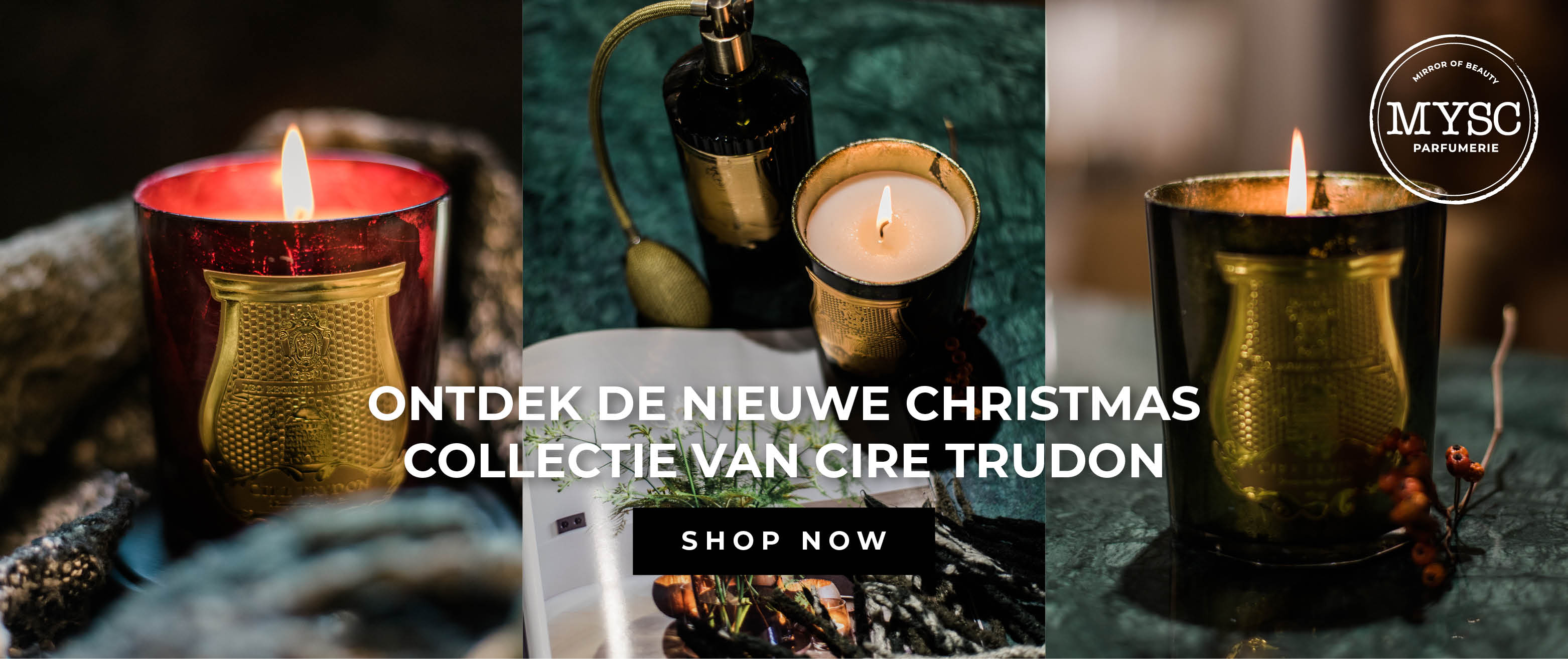 Cire Trudon Kerst