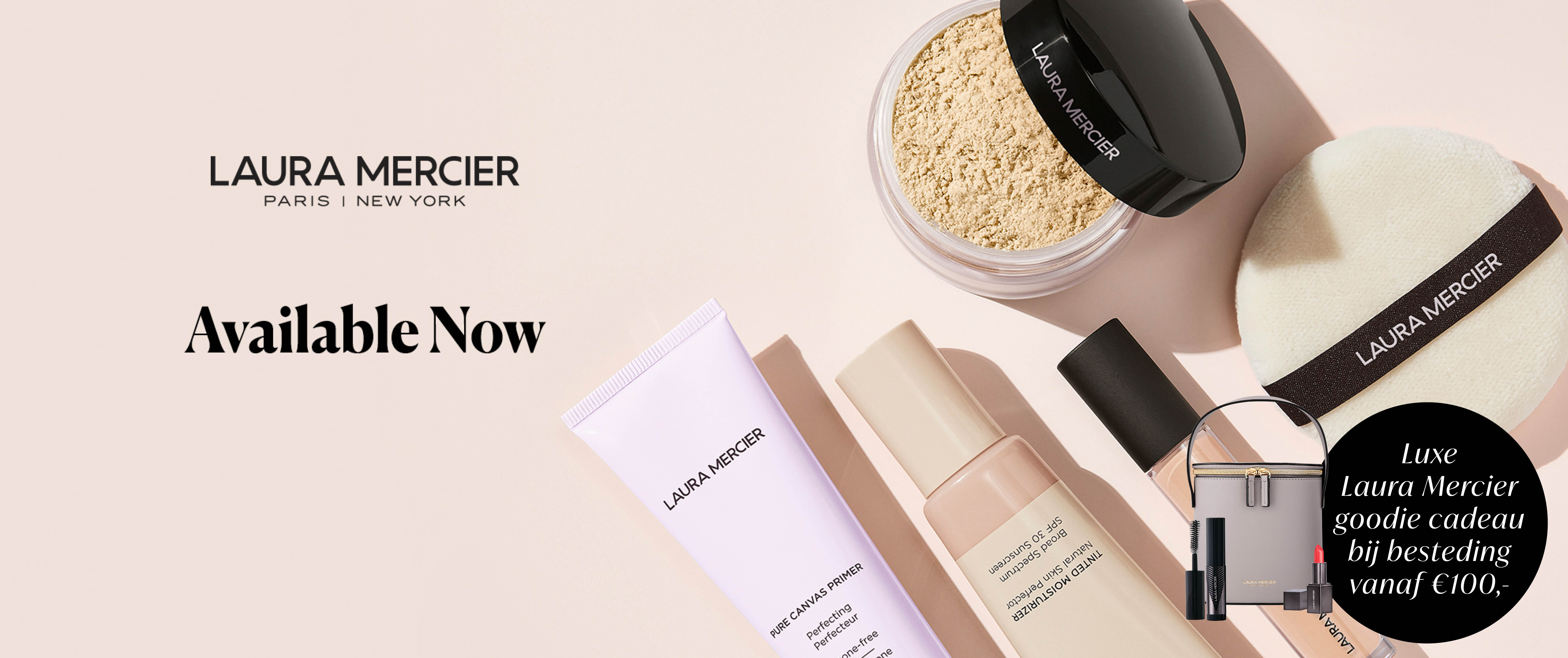 Laura mercier Live